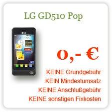 LG GD510 Pop kostenlos