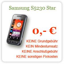 Samsung S5230 Star kostenlos