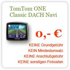 TomTom One Classic DACH kostenlos