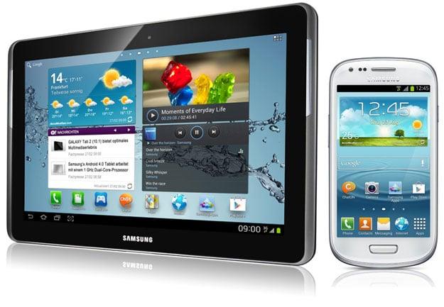 Telekom Tarif Mit Samsung Galaxy S3 Mini Galaxy Tab 2 10