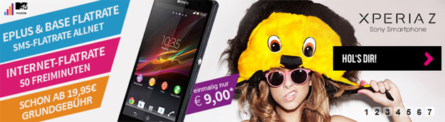 E-Plus-MTV-mobile-Xperia-Z