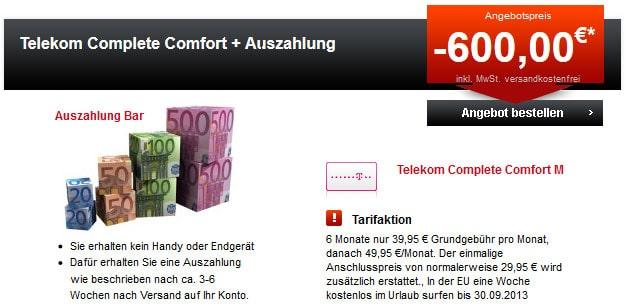Telekom-Complete-Comfort-600-EUR-Auszahlung