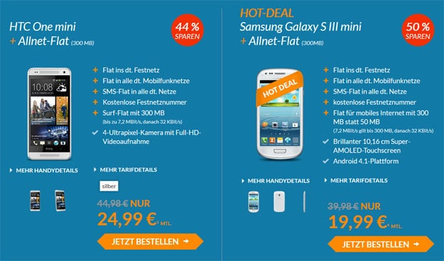 Blue-Deals-Galaxy-S3-mini-HTC-One-mini