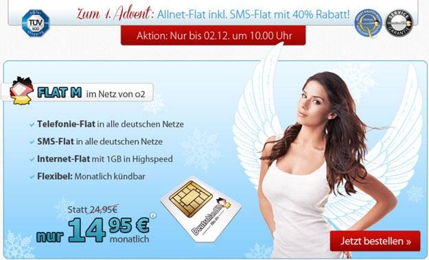 DeutschlandSIM-Flat M