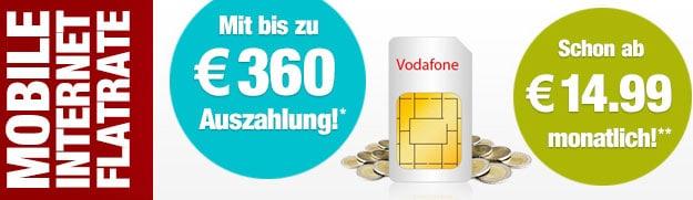 Vodafone Datenflat von LogiTel