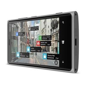 Nokia Lumia 920 HERE Lens