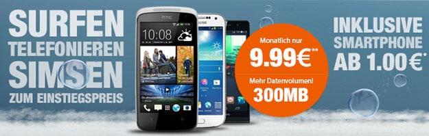 o2 Basic mit Huawei Mate