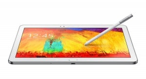 Samsung Galaxy Note 10.1 mit Stift