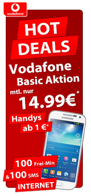 Vodafone 100 Basic Aktion