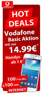 Vodafone 100 Basic Aktion