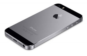Apple iPhone 5s hinten