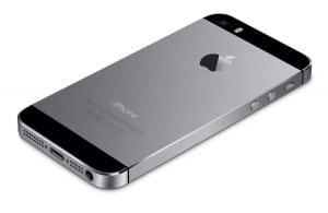 Apple iPhone 5s hinten