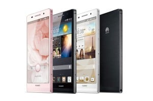 Huawei Ascend P6 alle