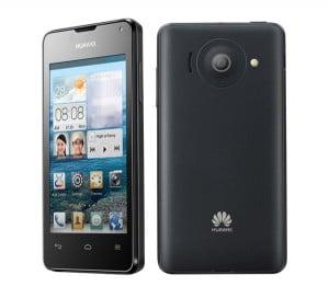 Huawei Ascend Y300 schwarz