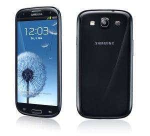 Samsung Galaxy S3 schwarz