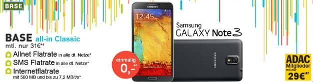 BASE all-in - Samsung Galaxy Note 3