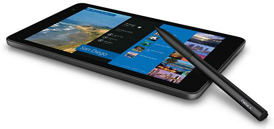 Dell Venue 8 Pro - Windows 8 Tablet
