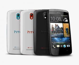 HTC Desire 500 alle Farben
