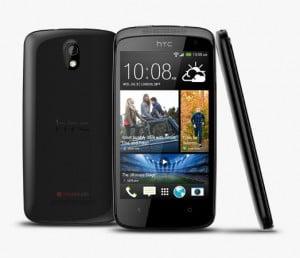 HTC Desire 500 schwarz