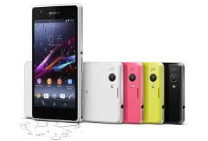Sony Xperia Z1 Compact alle Farben