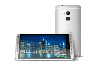 HTC One Max Seite