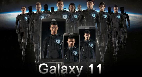 Samsung Aktion Galaxy 11