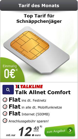 Talkline Talk Allnet Comfort