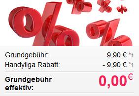 0 EUR Grundgebuehr