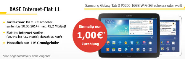 Galaxy Tab 3 - BASE