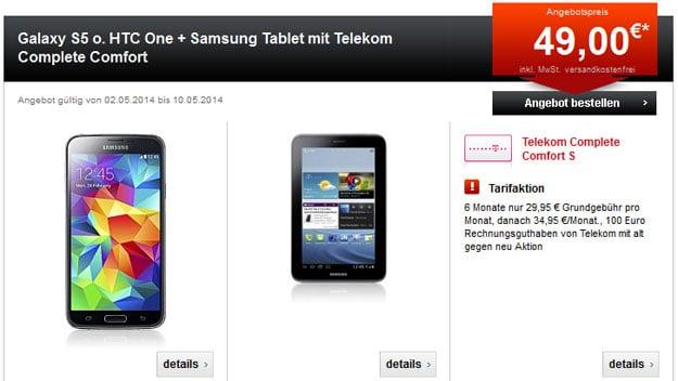 """Telekom Complete Comfort S mit 100 € """"Alt gegen Neu""""-Bonus"""