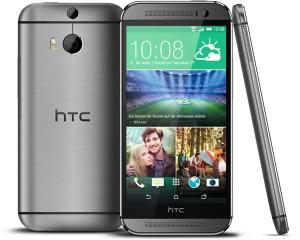 HTC One (M8) silber