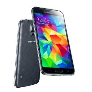 Samsung Galaxy S5 schwarz