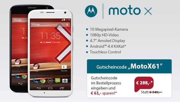 Motorola Moto X kaufen