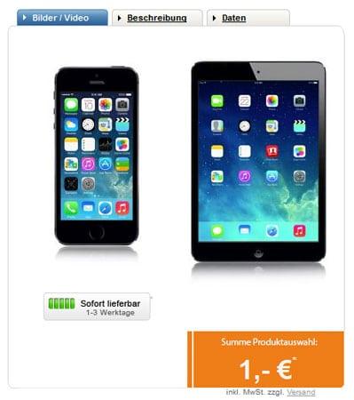 Telekom Complete Comfort M mit iPad und iPhone