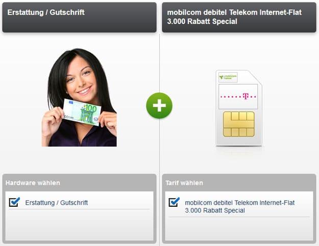 Telekom Allnet-Flat für 4,99 EUR