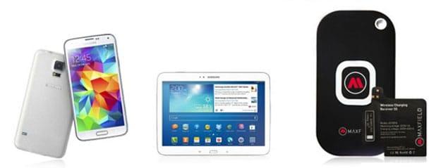 Samsung Galaxy S5 mit Tab 3 (10.1) WiFi + PowerBank mit Comfort M