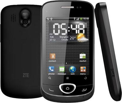 ZTE Racer II Android + winSIM Smart 50