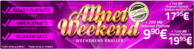 Telekom Allnet-Flats - Handy2day