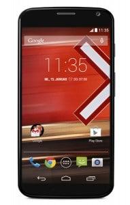 Motorola Moto X schwarz