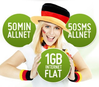 Vodafone Smart Surf mit iPhone 3GS und Samsung Galaxy S3 Mini