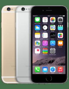 iPhone 6 von allen Seiten