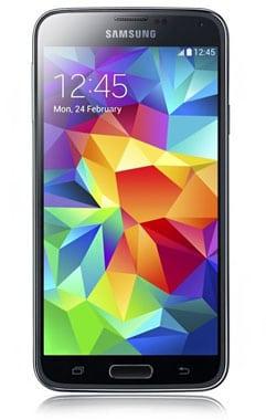 o2 Blue -All-in M Junge Leute mit Samsung Galaxy S5