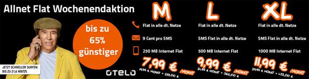otelo Allnet-flat - SIM only