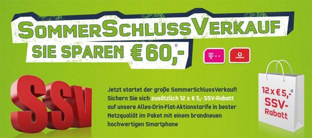 Telekom Special Allnet mit z.B. Sony Xperia Z1 Compact