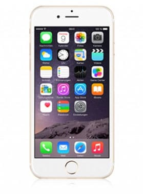 iPhone 6 mit Vodafone Smart L