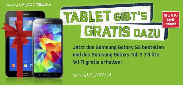Samsung Galaxy S5 - Galaxy Tab 3