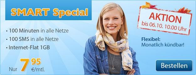 Discoplus Smart Special für 7,95 € mtl.