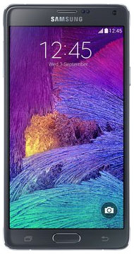 Samsung Galaxy Note 4 mit BASE all-in light