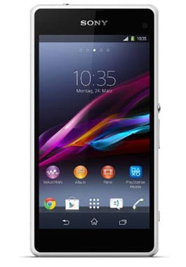 Sony Xperia Z1 Compact mit Talk Easy 100