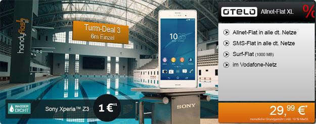 Otelo Allnet-Flat XL - Sony Xperia Z3